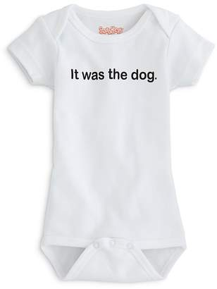 Bloomingdale's Sara Kety Unisex It Was the Dog Bodysuit - Baby