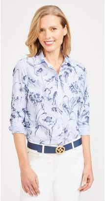 J.Mclaughlin Jace Shirt in Arden Floral