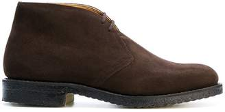 Church's desert shoe boots
