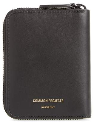 Common Projects Leather Coin Case