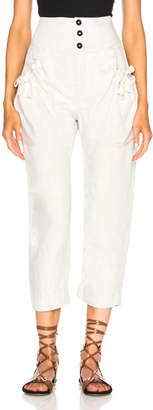 Etoile Isabel Marant Weaver New Flou Pants