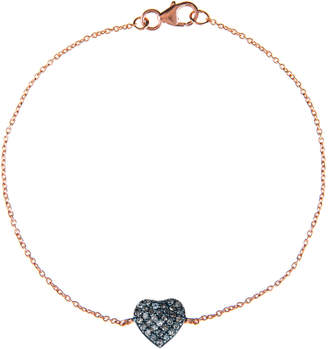 Latelita - Diamond Heart Bracelet
