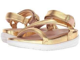 FitFlop Loosh Luxetm Z-Strap Leather Sandals