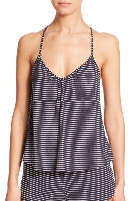 Eberjey Dockside Stripe Camisole $60 thestylecure.com