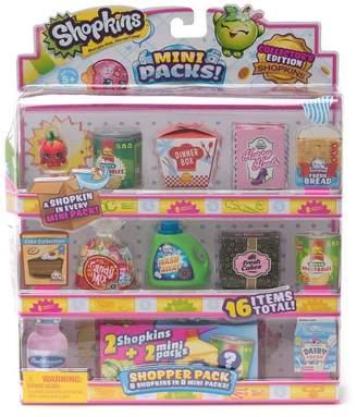 LICENSE 2 PLAY Shopkins Small Mart 8 Pack Set