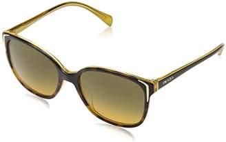 Para Mujer 0pr01osa 2au1e0 Gafas De Sol, La Habana / Greengradient, 55 Prada