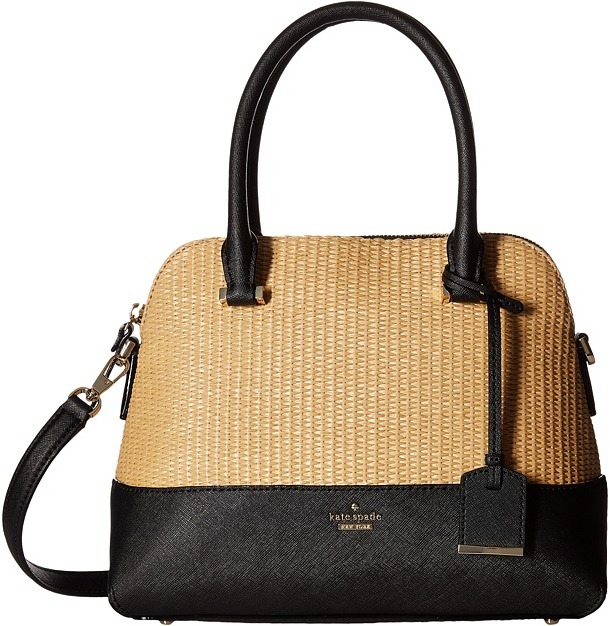 Kate Spade Kate Spade New York - Cameron Street Straw Maise Handbags