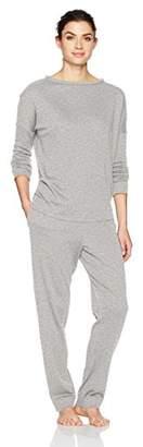Hanro Women's Enie Long Sleeve Pajama Set