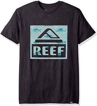 Reef Men's Logo T-Shirt