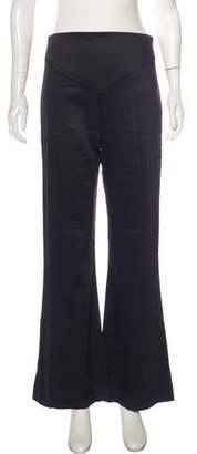 Ungaro High-Rise Wide-Leg Pants