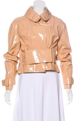 Tom Ford Patent Leather Jacket