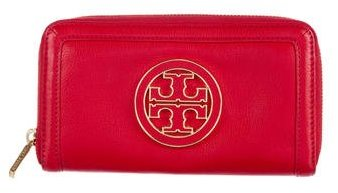 Tory Burch Tory Burch Leather Amanda Wallet