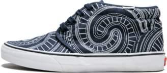 Vans Chukka Boot (Spiral) Blue
