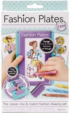 Travel Fashion Plates
