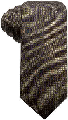 Alfani Men Colfax Slim Fleck Silk Tie