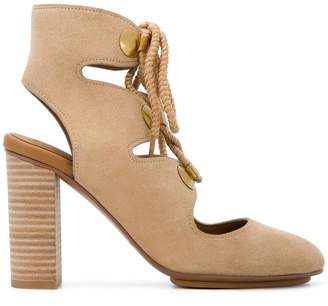 See by Chloe Edna pumps