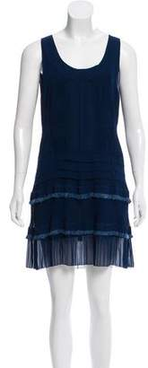 Diane von Furstenberg Sleeveless Casual Dress