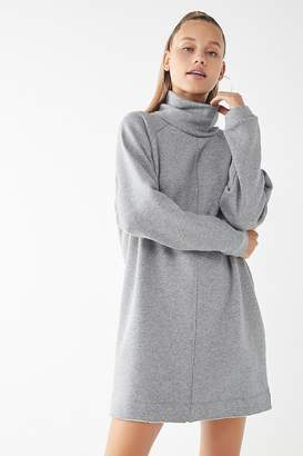 Urban Outfitters Bunny Turtleneck Sweatshirt Dress
