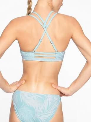 Athleta Sandy Beach Cross Strap Bikini Top
