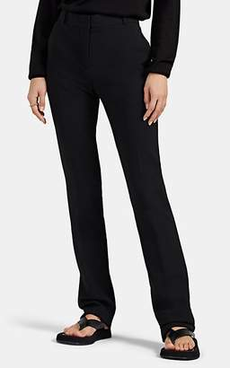 The Row Women's Roosevelt Wool Pants - Black