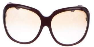 Tom Ford Sabine Tinted Sunglasses