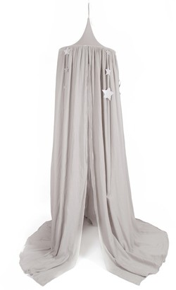 NUMERO 74 Smallable Sequined Star Canopy $142.80 thestylecure.com