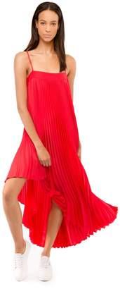 Milly Stretch Silk Irene Dress