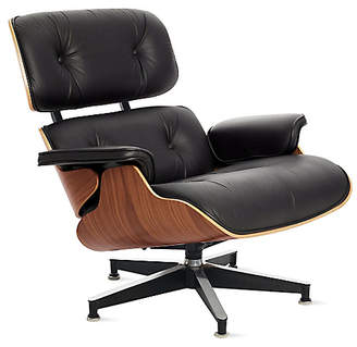 design within reach eames lounge chair shopstyle. Black Bedroom Furniture Sets. Home Design Ideas