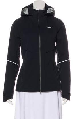 Nike Lightweight Hooded Jacket
