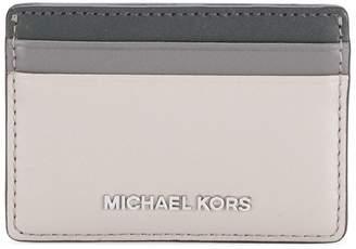 MICHAEL Michael Kors colour block cardholder