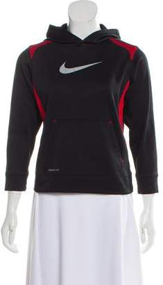 Nike Therma Hooded Pullover Sweatshirt