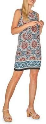 Dorothy Perkins Geometric Printed Shift Dress
