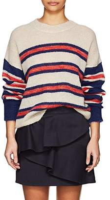 Etoile Isabel Marant WOMEN'S RUSSEL STRIPED MOHAIR