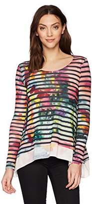 Desigual Women's Aretha Long Sleeve t-Shirt