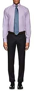 Eton MEN'S STRIPED COTTON DRESS SHIRT-STRIPE SIZE 15 R
