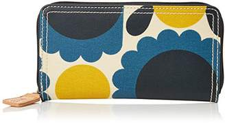 Orla Kiely Women's Big Zip Wallet