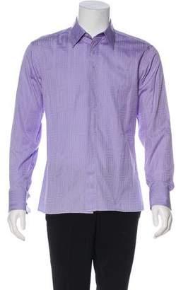 Versace French Cuff Shirt