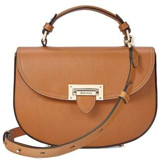 Aspinal of London Letterbox Saddle Bag