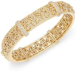 Adriana Orsini Women's Quatrefoil Filigree Bracelet