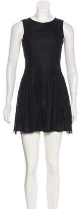 Theyskens' Theory Lace Mini Dress