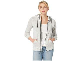 Billabong Boundary Zip-Up Fleece Top