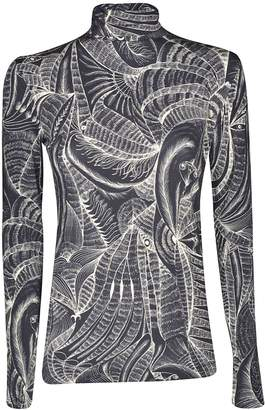 Dries Van Noten Abstract Print Jumper