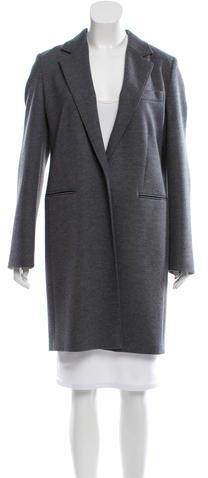 Max MaraMaxMara Wool Chesterfield Coat