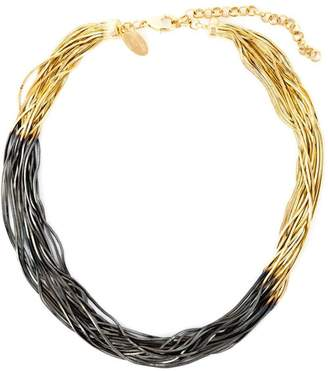 Iosselliani 'Black Hole Sun' necklace