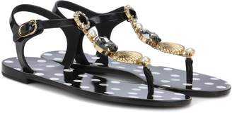 Dolce & Gabbana Embellished sandals