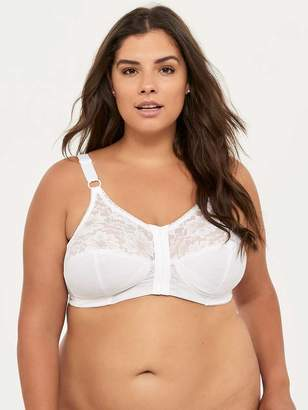 88909376790 Plus Size Front Closure Bras - ShopStyle Canada