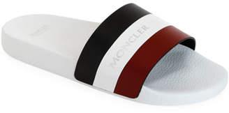 Moncler Men's Basile Slide Sandals