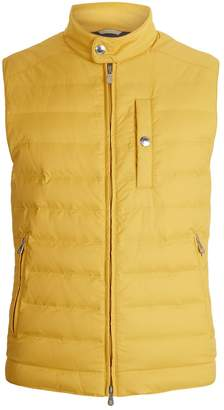 Brunello Cucinelli Feather Filled Gilet