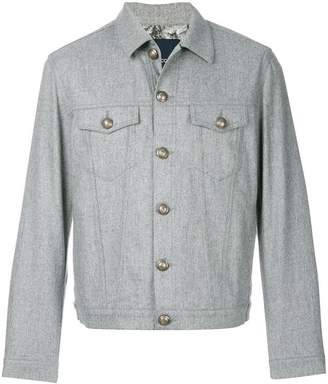 Jacob Cohen light-weight fitted jacket