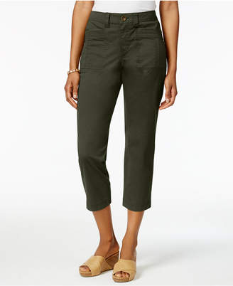 Style&Co. Style & Co Utility Capri Pants, Created for Macy's
